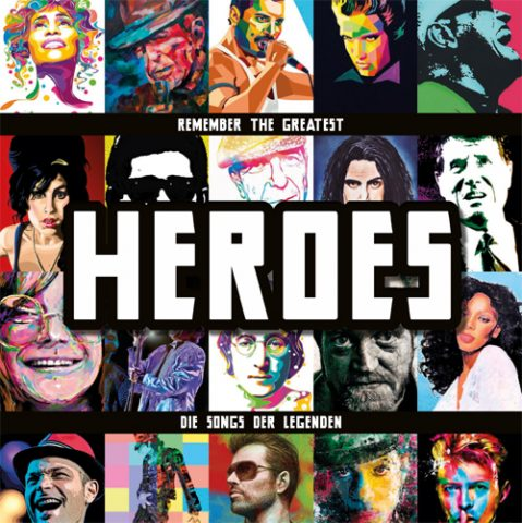 HEROES - Remember the Greatest - Die Songs der Legenden im Fritz Theater Bremen @ Fritz Theater Bremen | Bremen | Bremen | Deutschland
